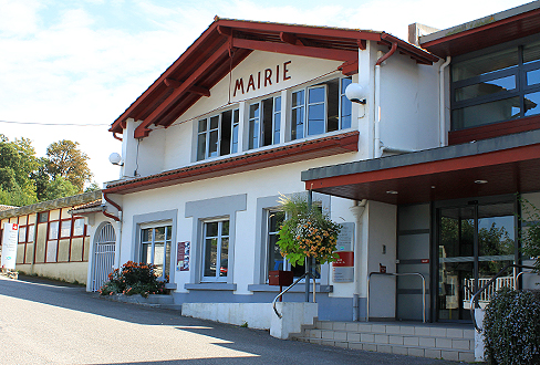 Mairie de Boucau