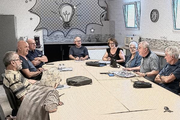 Comité de redaction